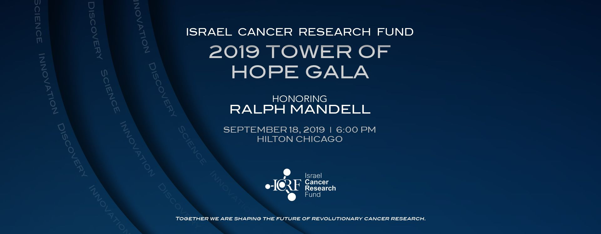 2019 ICRF Tower of Hope Gala